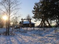 žiema poilsiavietėje